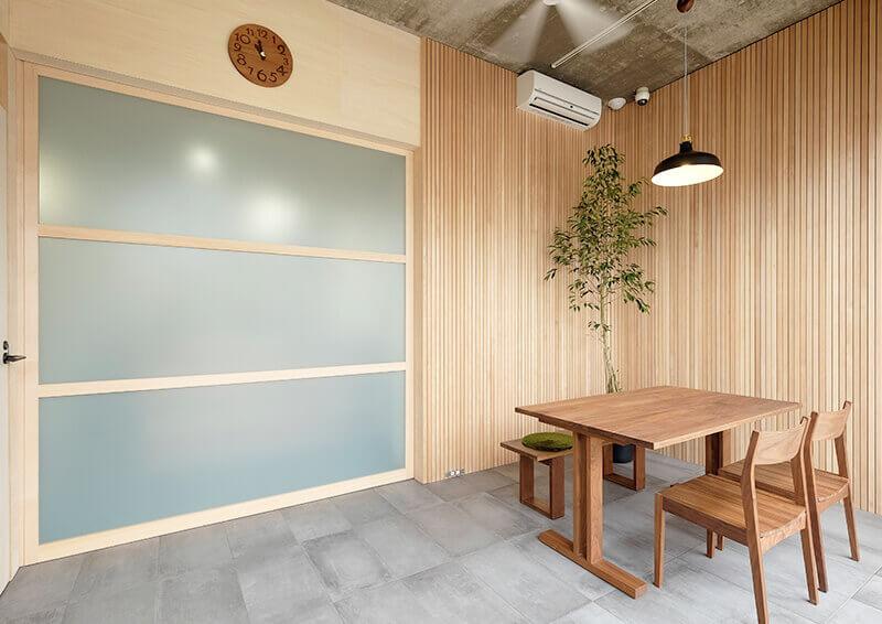 株式会社青空木材 事務所