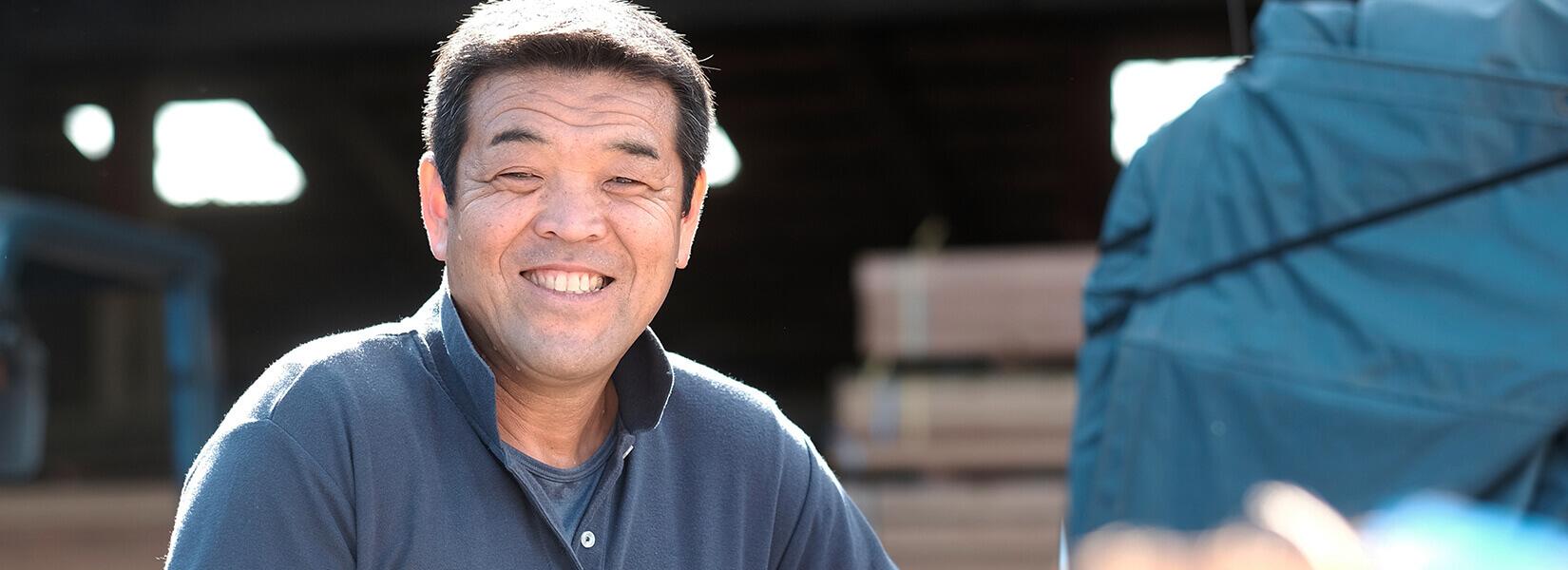 ドライバー 山下 洋一郎 YAMASHITA YOICHIRO